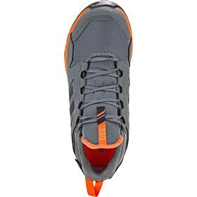 adidas TERREX Agravic TR Gore-Tex Chaussures de trail Homme, grey four/core black/orange